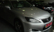 LEXUS IS C 2010