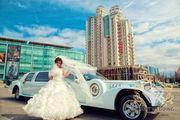 Прокат лимузинов на свадьбу в Одессе от «Luxury Wedding»