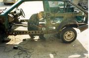 Полный кузовной и капитальный ремонт авто ( Киев).